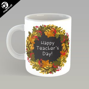 Happy Teachers Day Mug